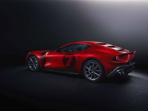 ferrari omologato is the 812 superfast you can't have