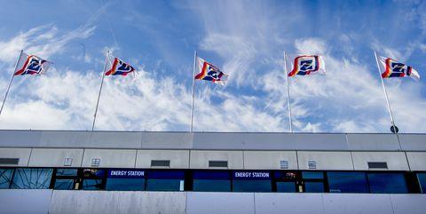 Formula One Race Track From 2020 In Zandvoort