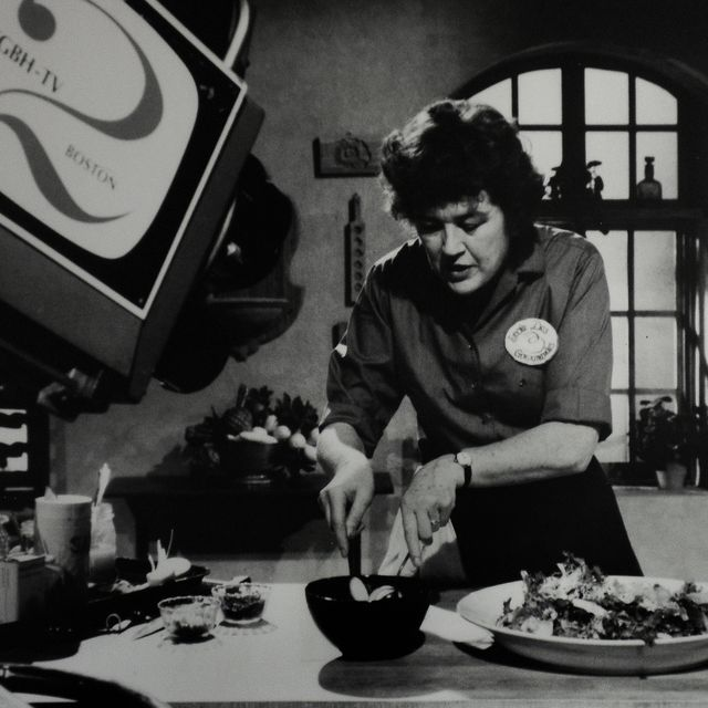 The Museum of American History has revamped the Julia Child kitchen display