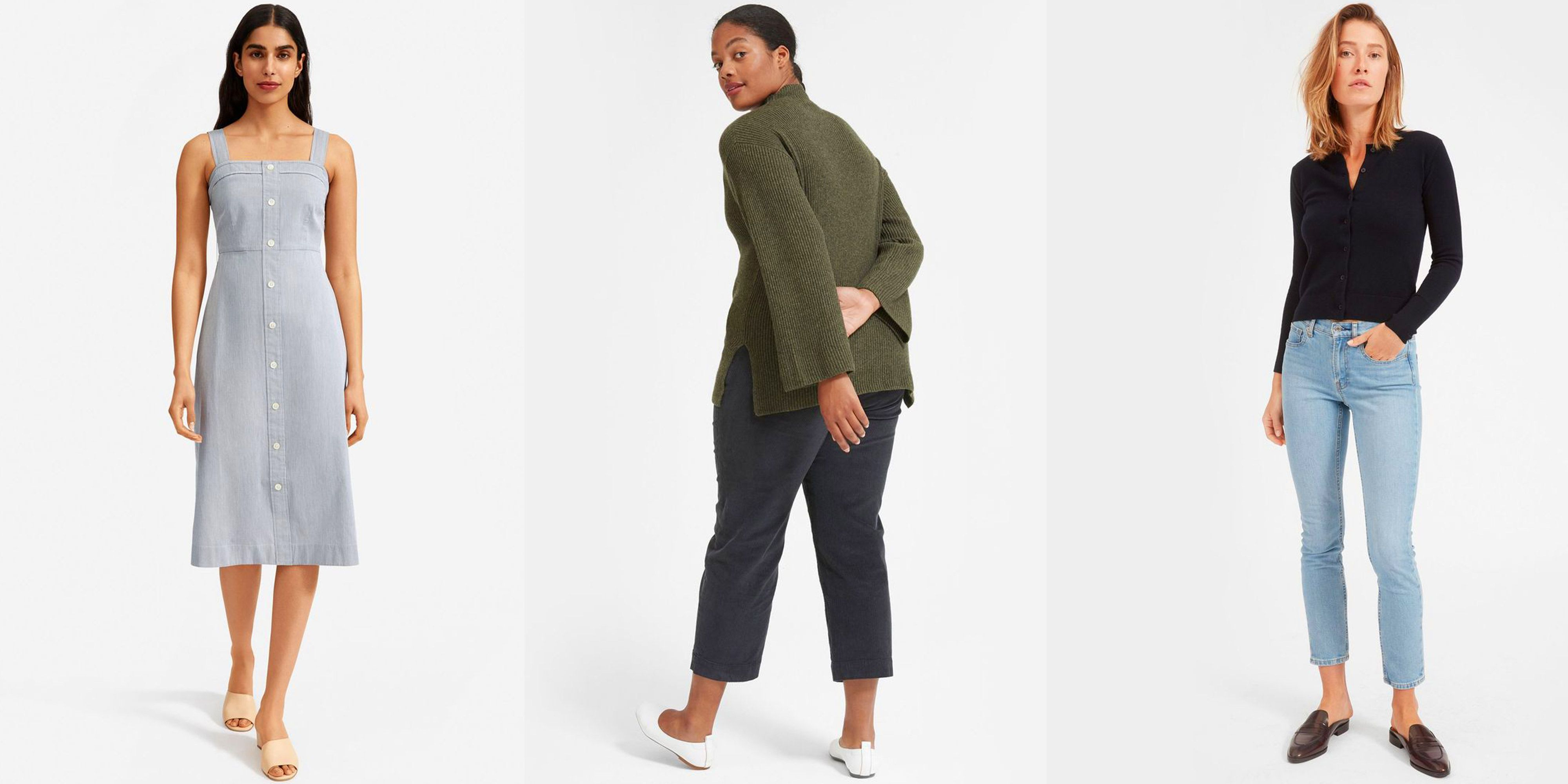 "Everlane Restocked Its ""Choose What You Pay"" Section and We're Living"