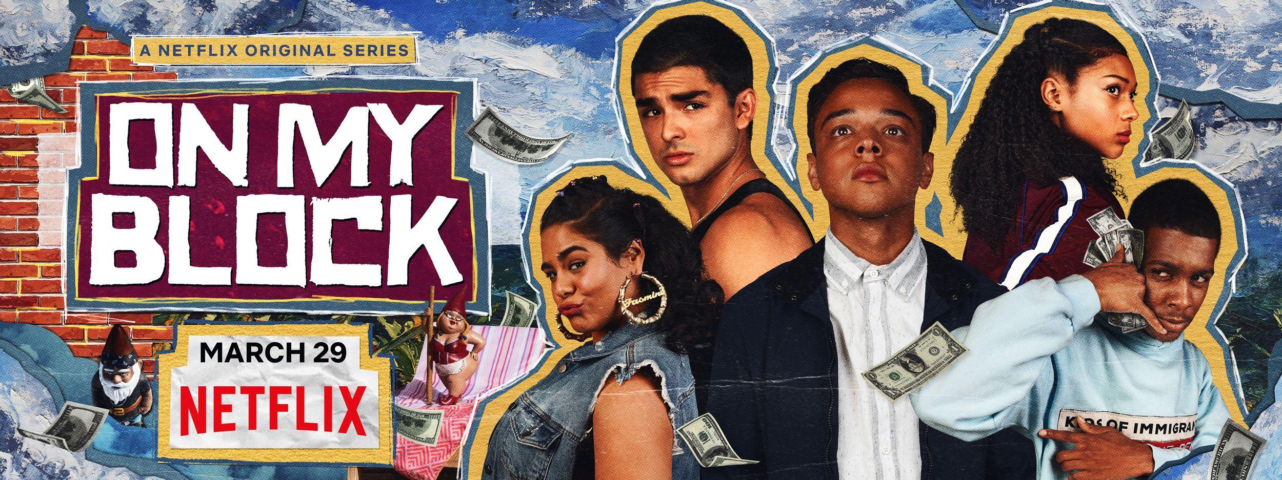 On My Block Season 2 On My Block Season 2 Trailer Cast News