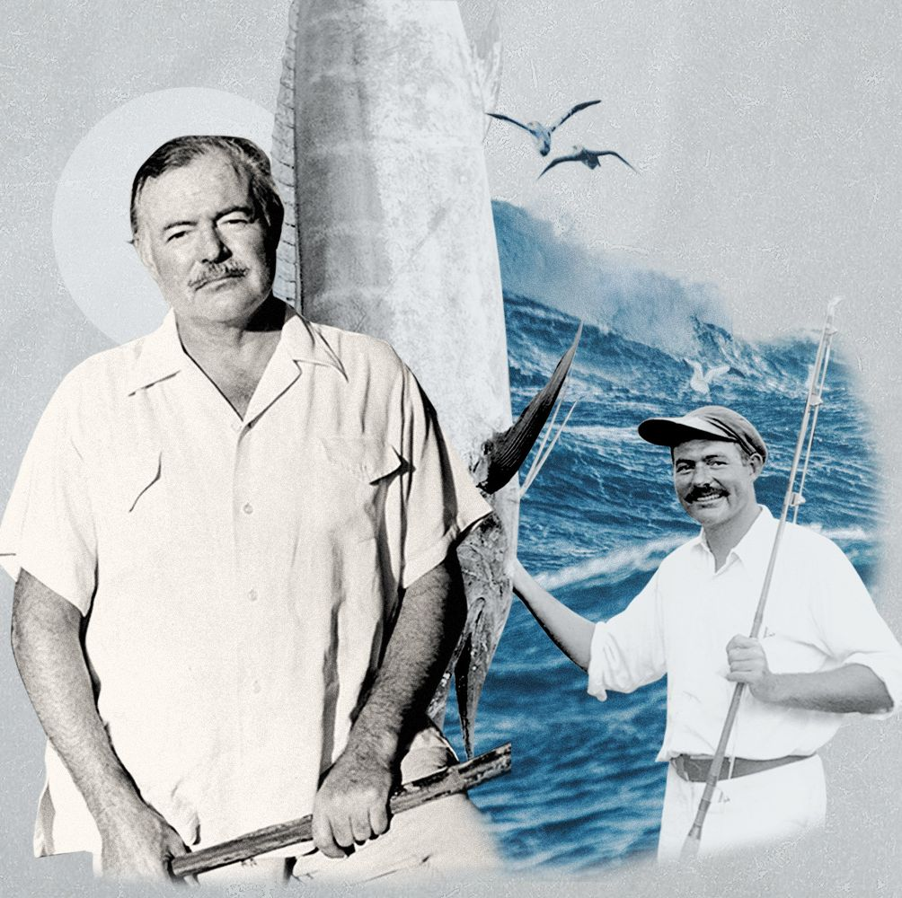 On The Blue Water