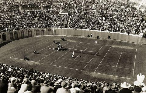 US Open Tennis History
