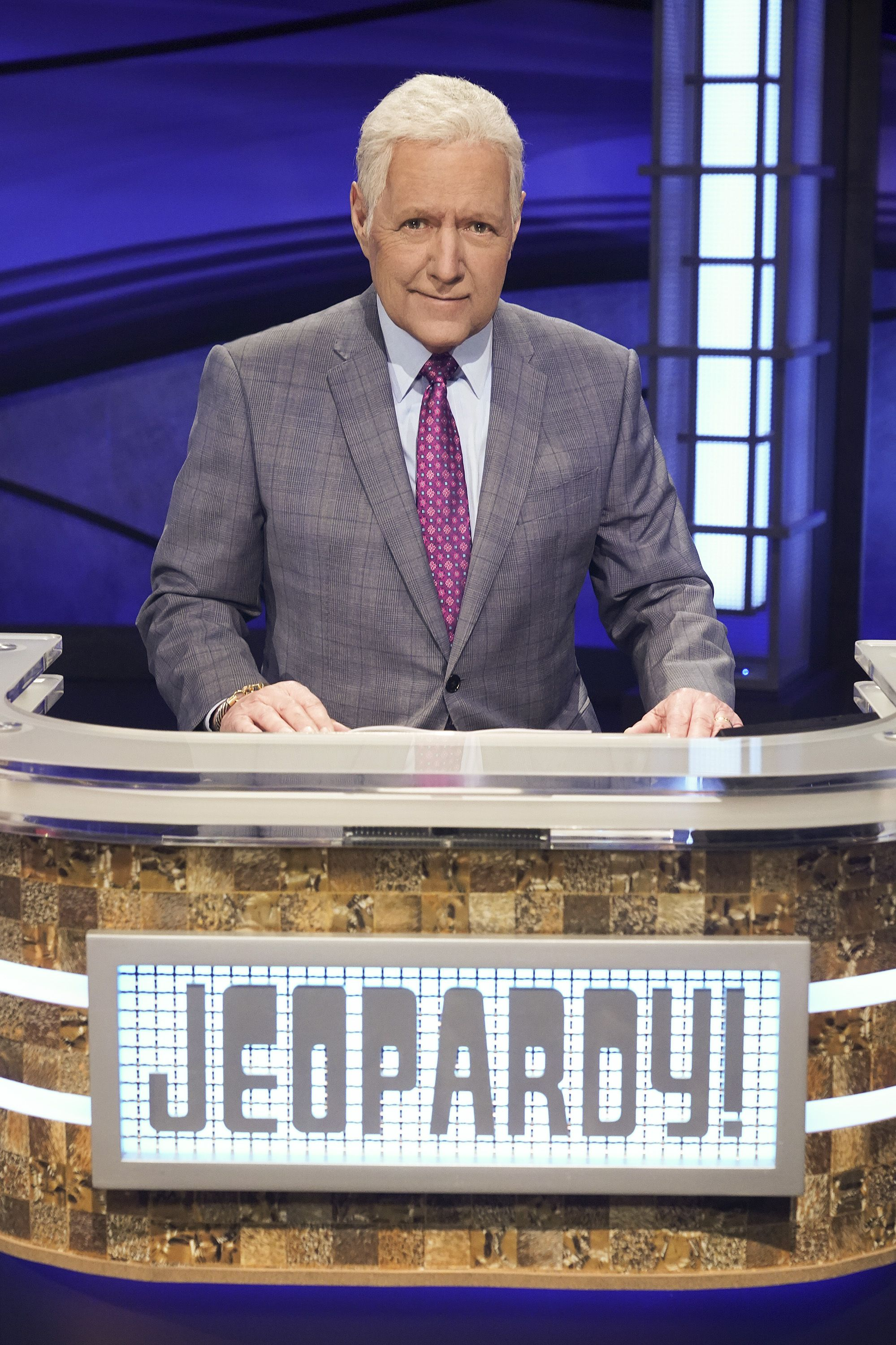 """Alex Trebek Says a Chemo Drug Was """"Killing"""" Him As He Gives Cancer Update"""