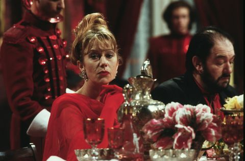 Helen Mirren in The Cook the Thief His Wife & Her Lover