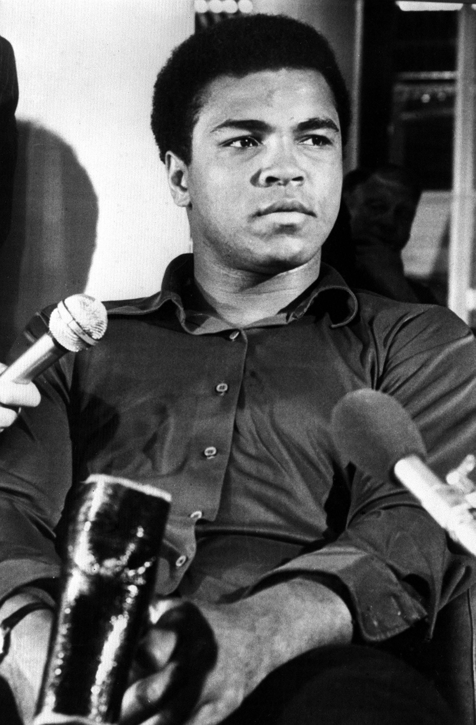 Photos Of Muhammad Ali You Ve Never Seen Muhammad Ali Pictures