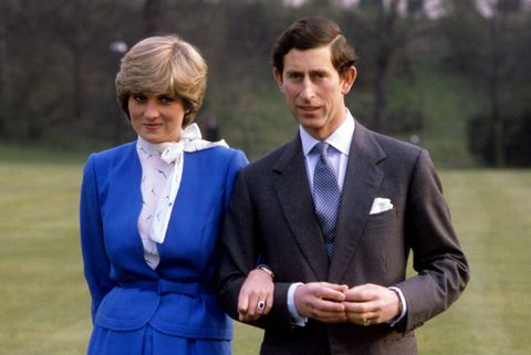 on this day in history   charles and diana announce their engagement