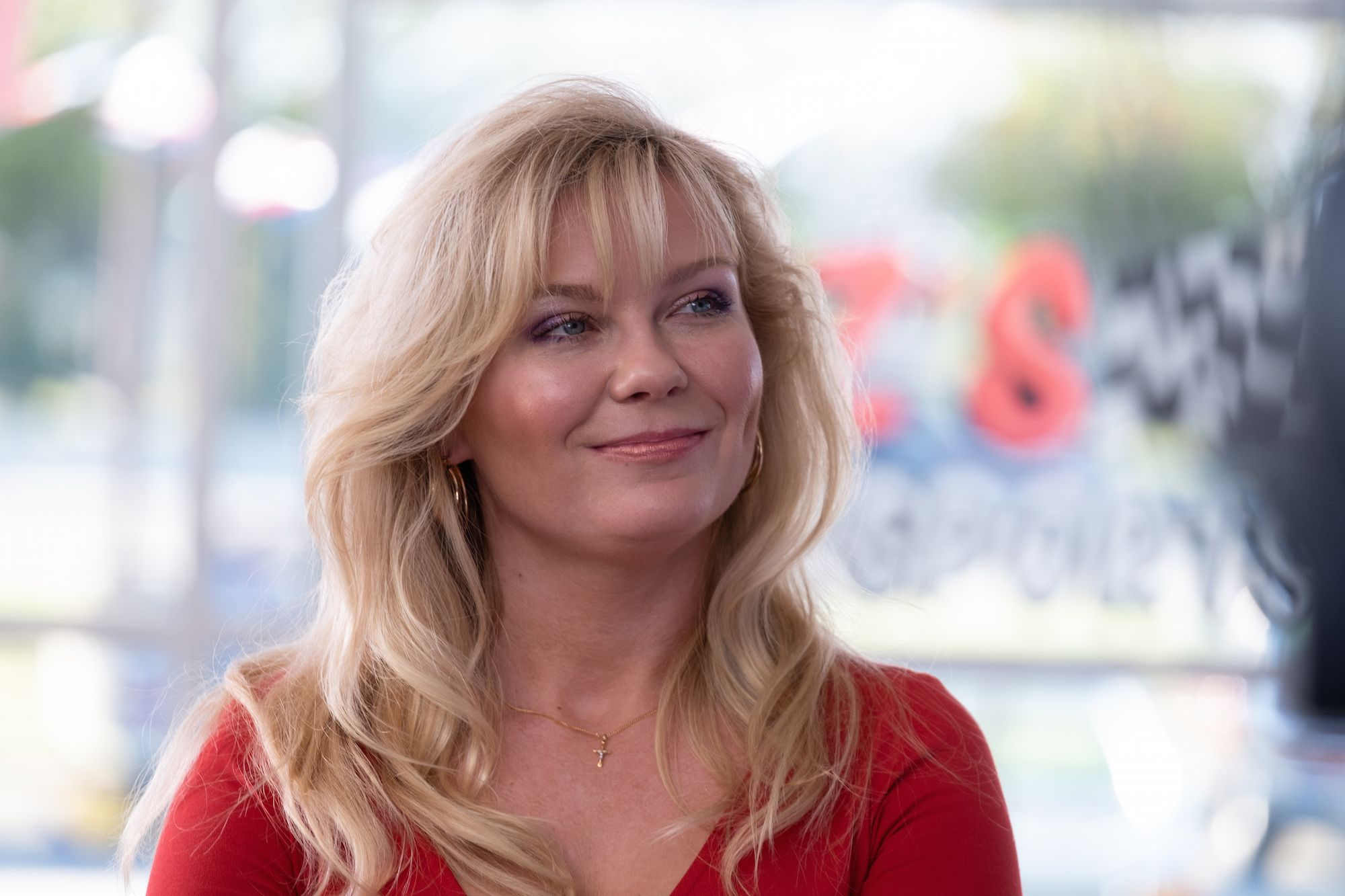 Kirsten Dunst Plays Pissed Off to Perfection in On Becoming a God in Central Florida