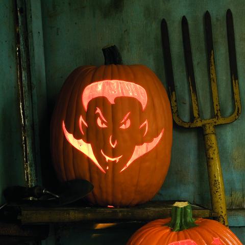 teen scream pumpkin