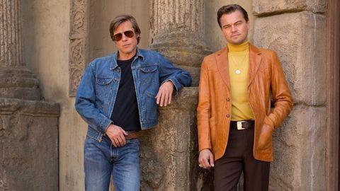 Jacket, Jeans, Denim, Outerwear, Leather jacket, Fashion, Textile, Suit, Top, Leather,