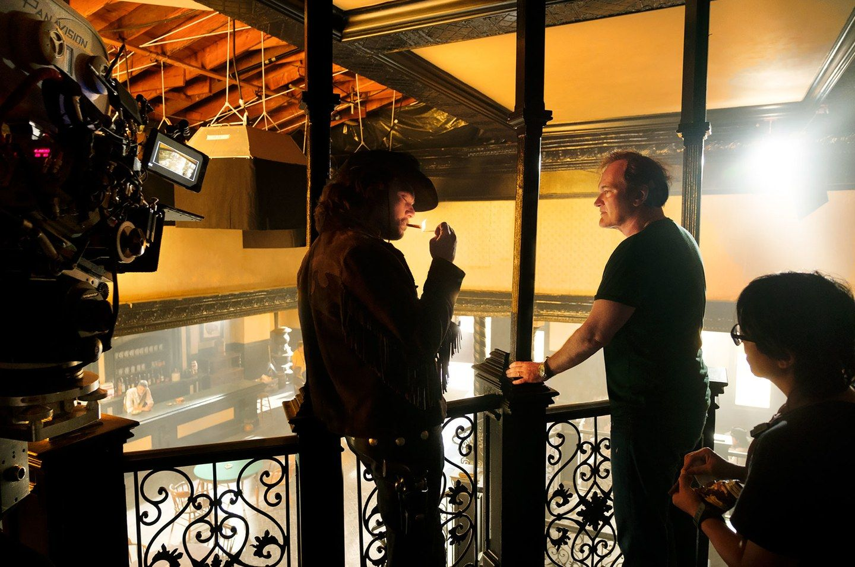 Tarantino podría volver a Cannes con 'Érase una vez en… Hollywood'