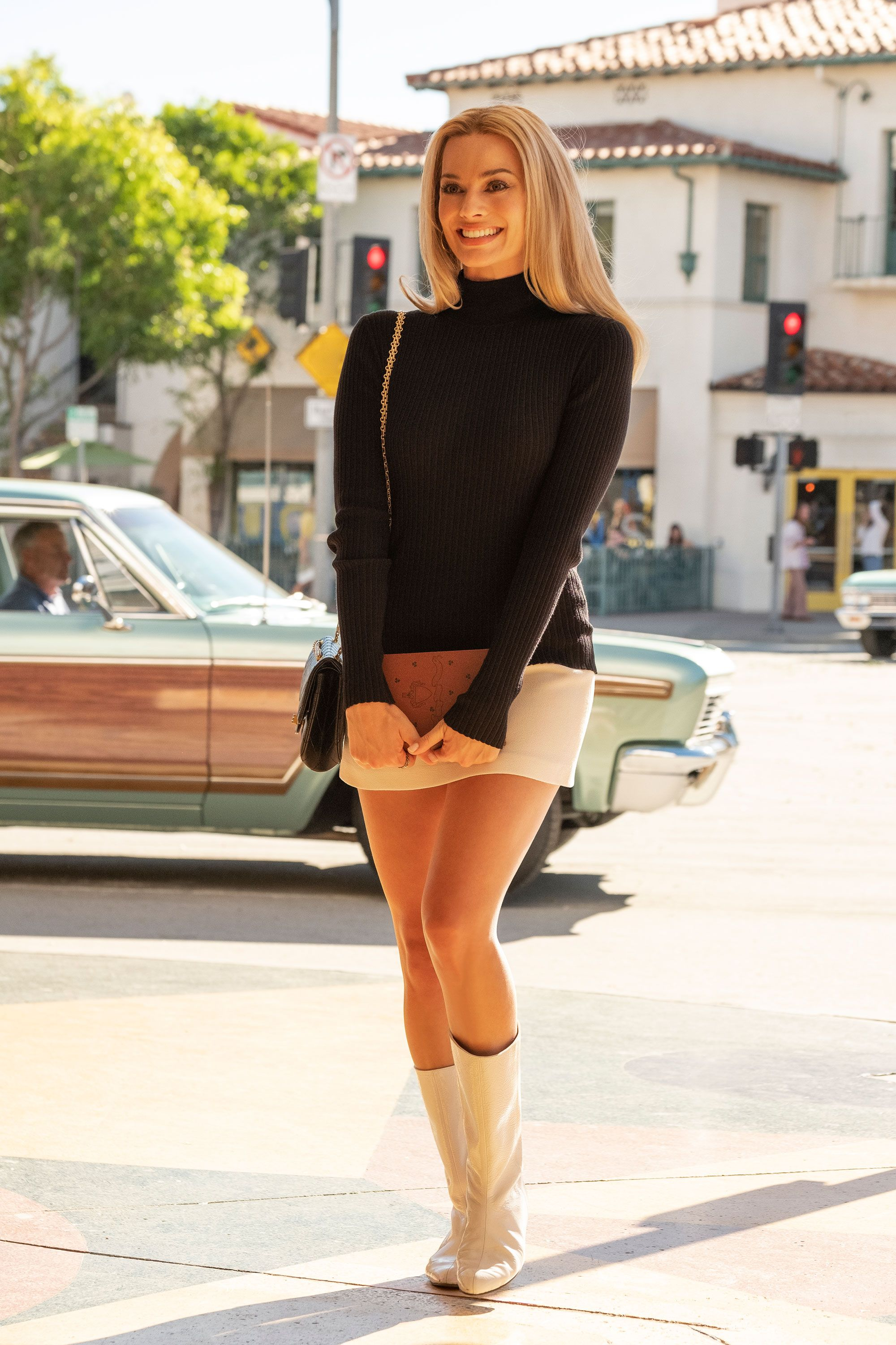 Image result for margot robbie once upon a time in hollywood