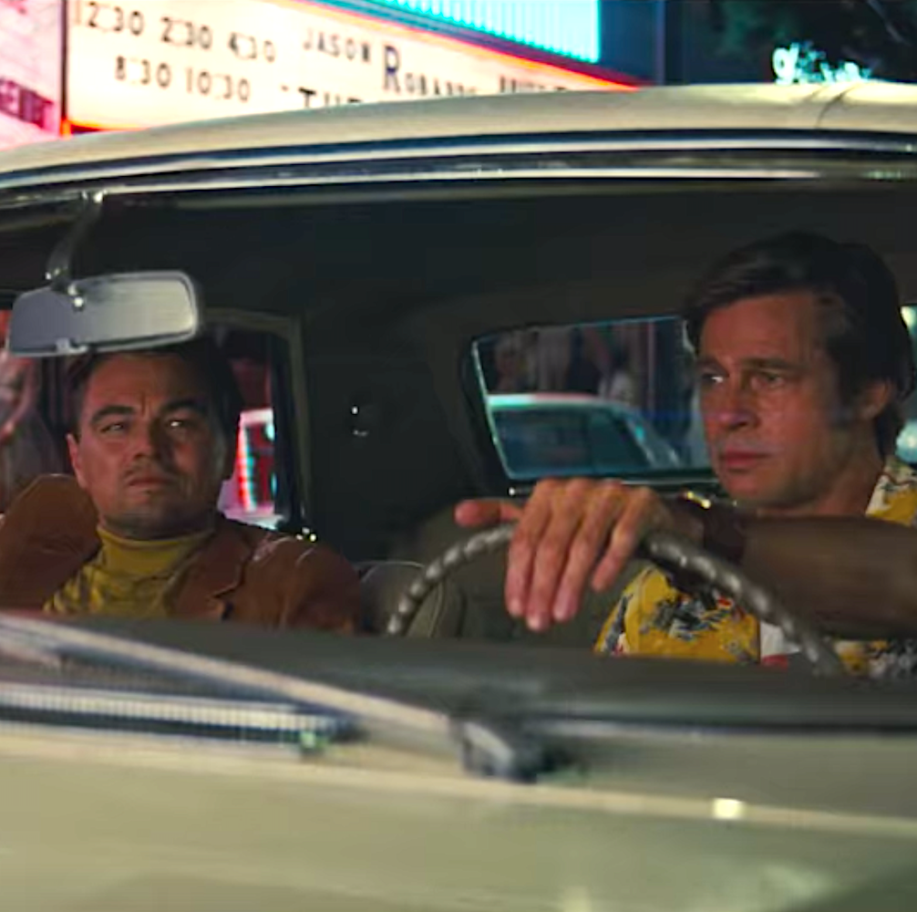 Once Upon a Time in Hollywood's First Trailer Shows Tarantino's Twisted Vision of the '60s