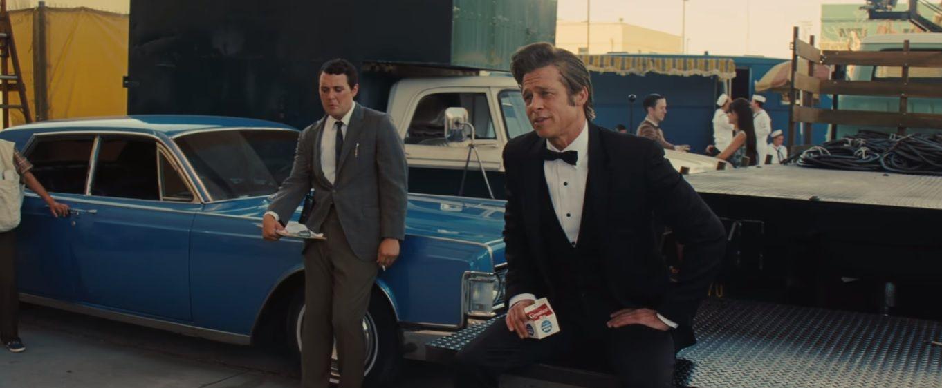 布萊德彼特是李奧納多的「替身」!兩大不老男神的搞笑巨作《好萊塢殺人事件》光預告就煞到全球少女!