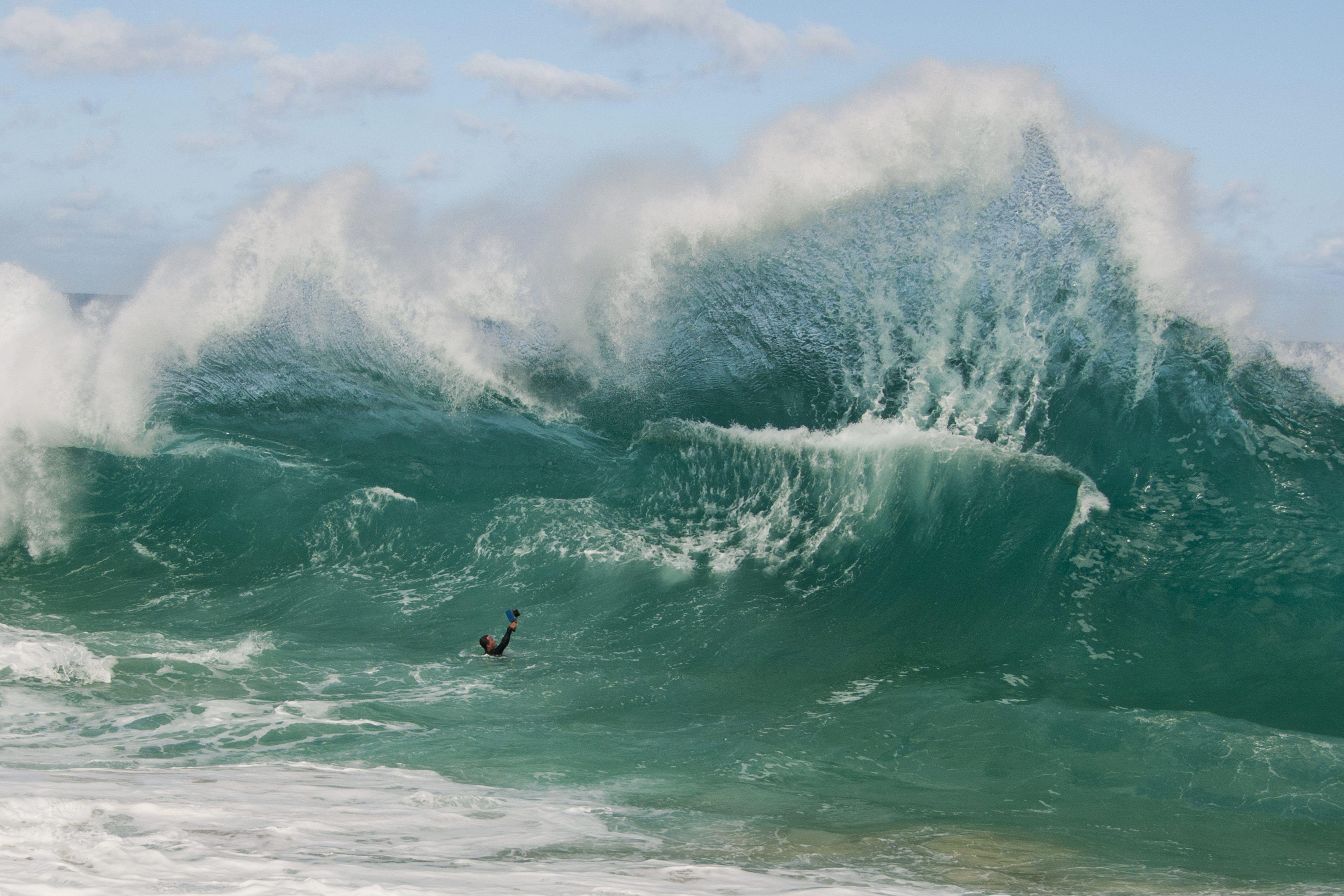 Le onde del mare saranno sempre più alte