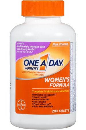 one-a-day multivitamin for women