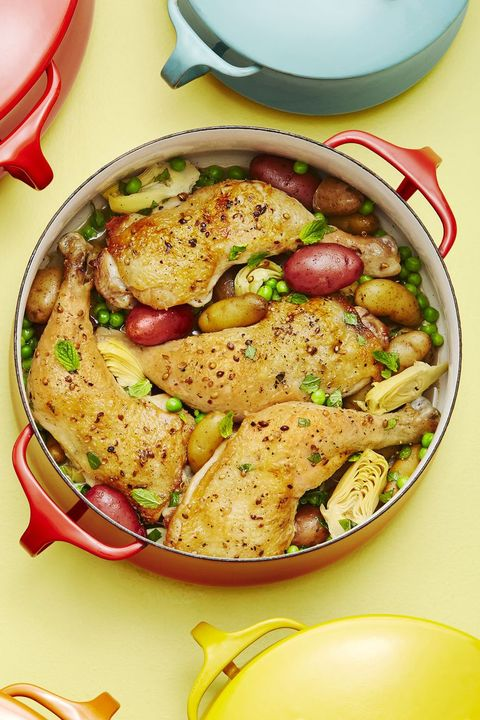 one dish meals chicken