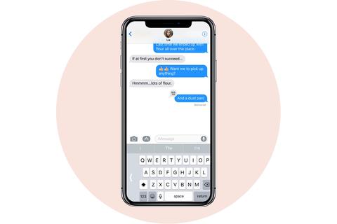 bàn phím một tay apple iphone