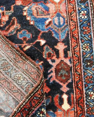 vintage rug at one kings lane