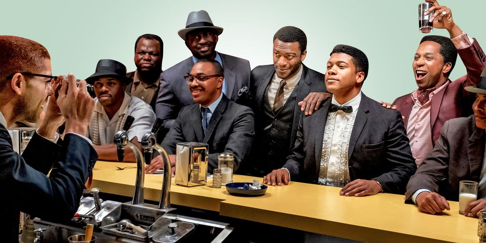 There's an Incredible True Story Behind <em>One Night in Miami</em>'s Meeting of Black Legends