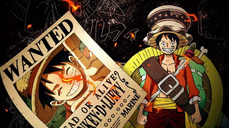 One Piece: Stampede' - Nuevo teaser tráiler