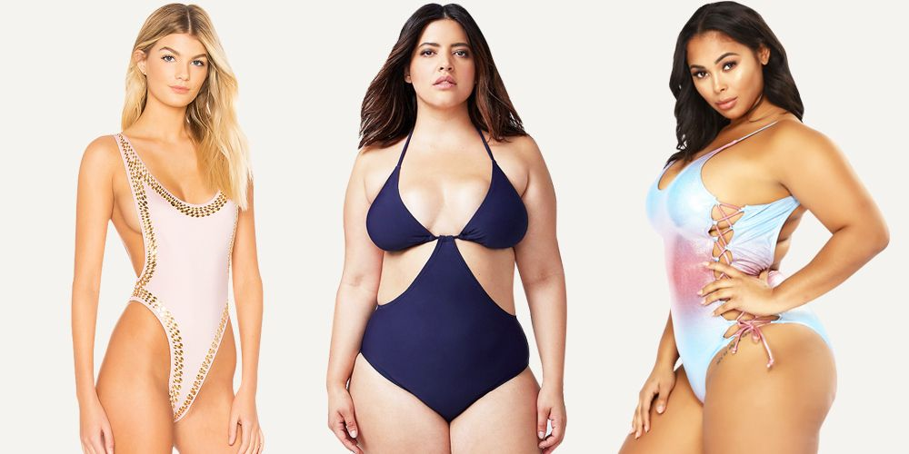 18 Sexy One-Piece Bathing Suits Giving Bikinis a Run for Their Money