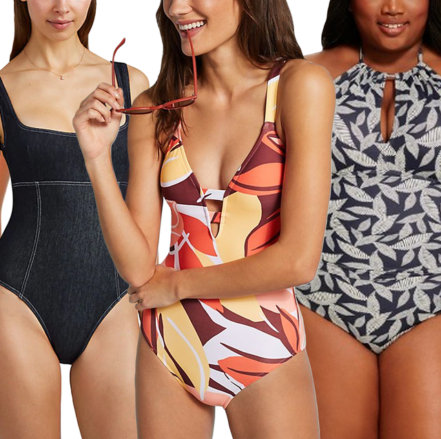 4e27c39371011 25 Stylish One-Piece Swimsuits for Everyone
