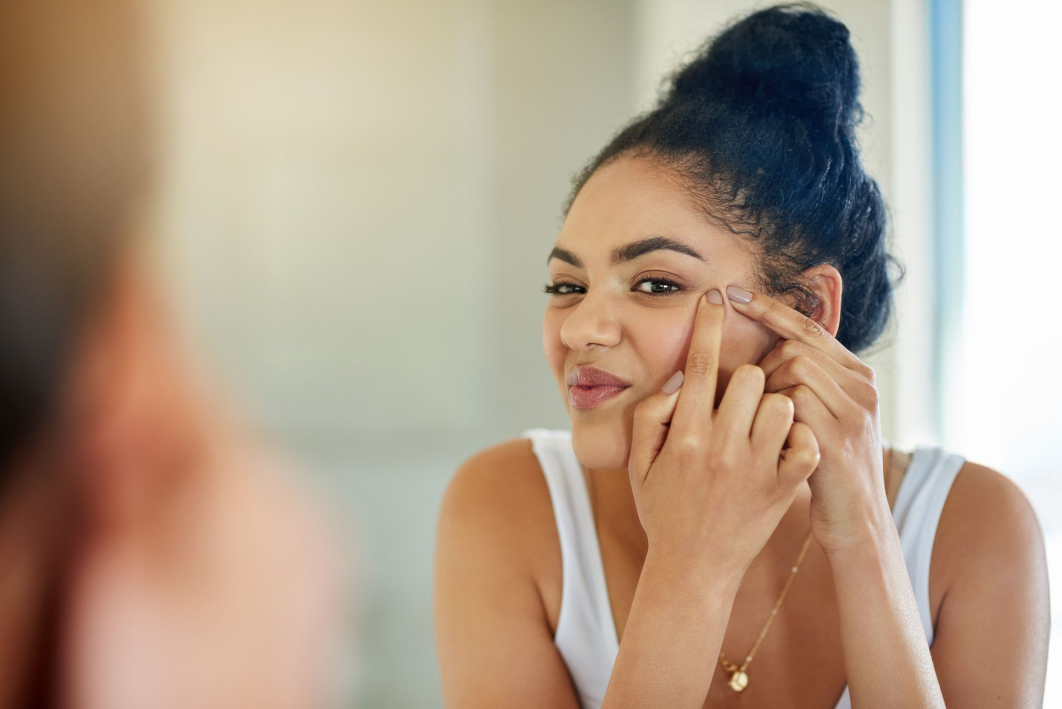 If You Get Annoying Pimples, You Should Def Learn About Probiotic Skincare