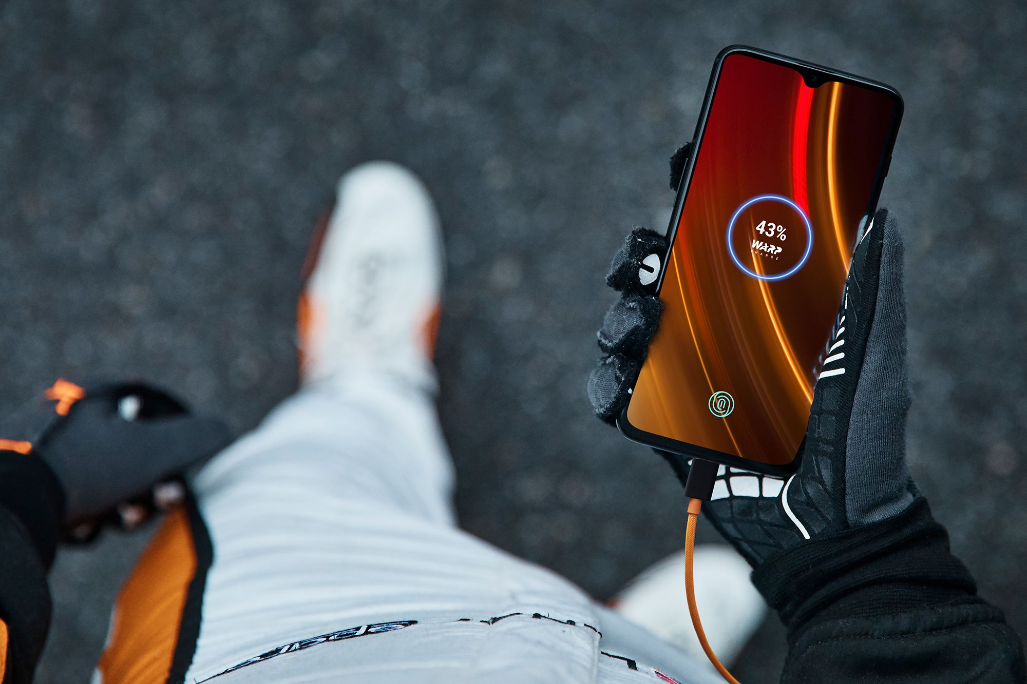 OnePlus 6T x McLaren