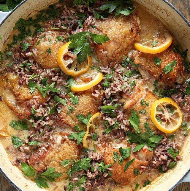 one pot chicken recipes