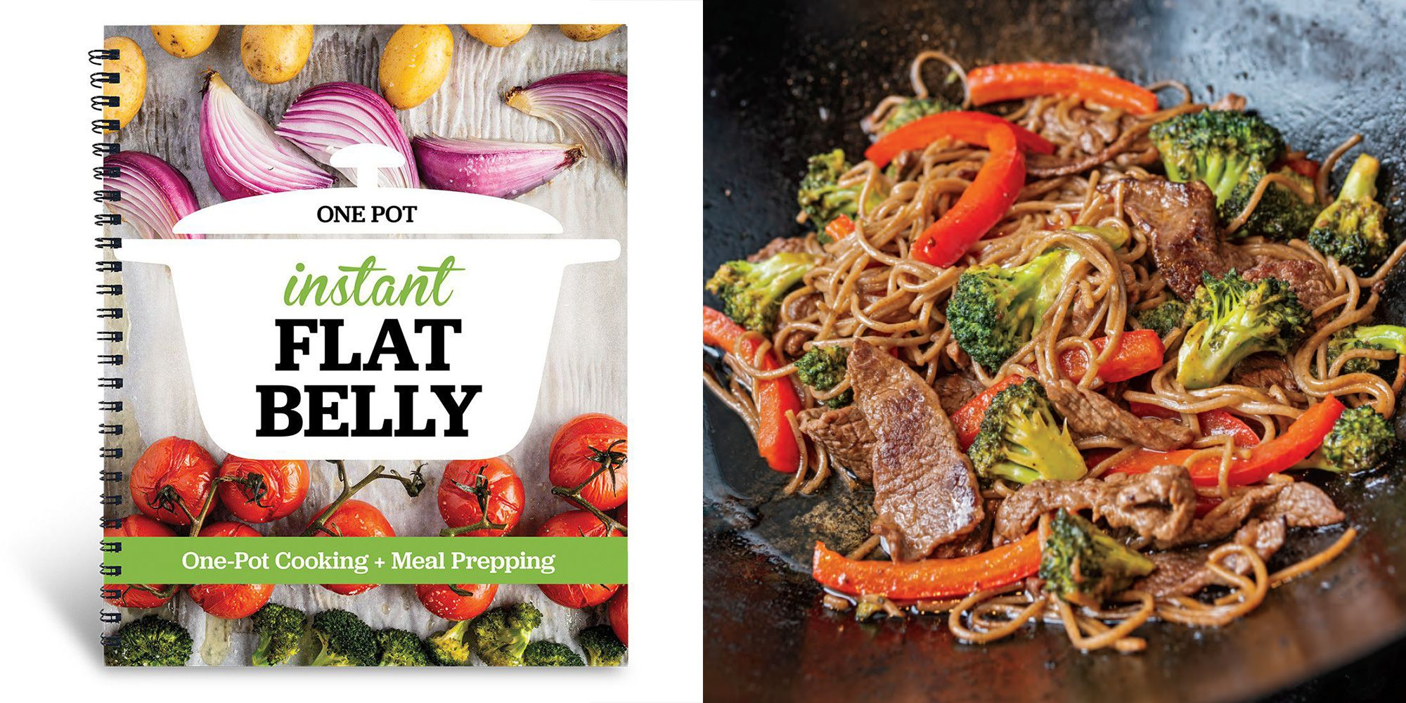 instant flat belly one pot