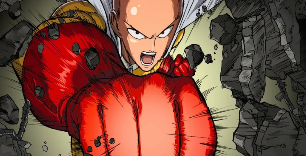 This Guy Worked Out Like Anime Hero One Punch Man For 100 Days