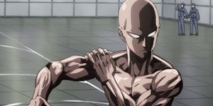 one punch man saitama challenge reto viral peso