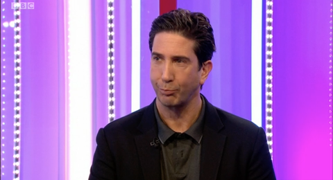 The One Show 2/11/20: David Schwimmer