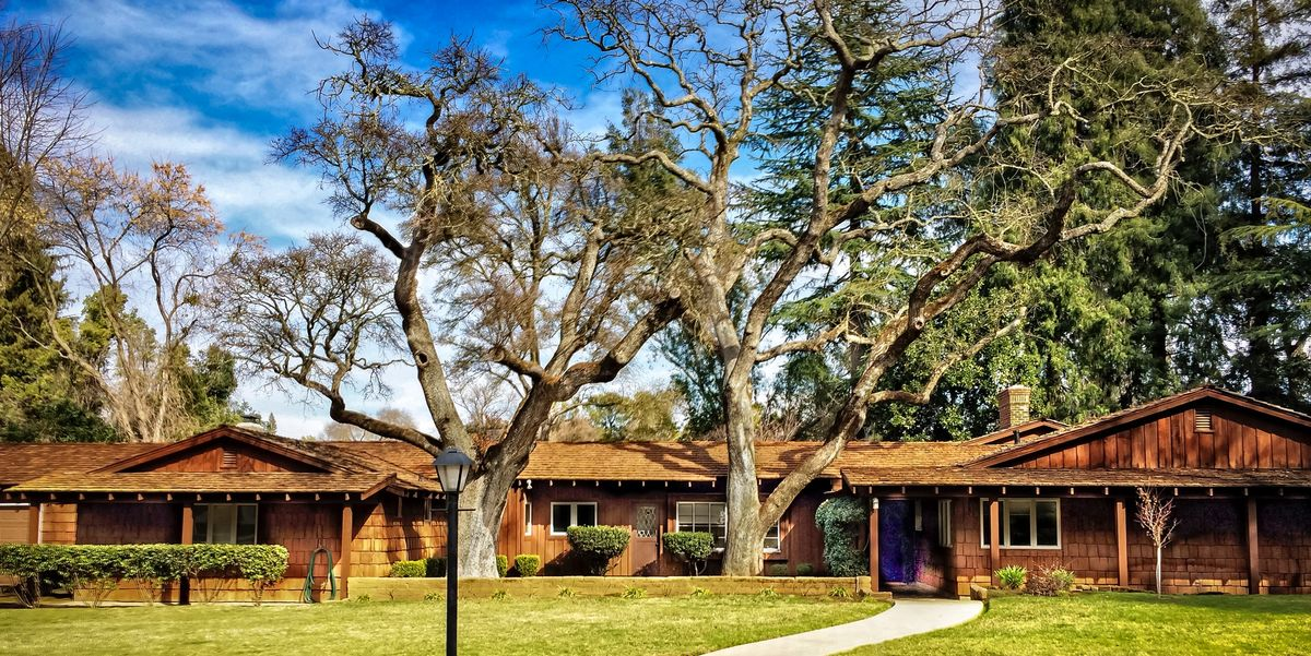Why Ranch Style Houses Became One Of The Most Popular
