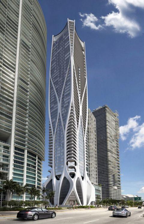 Así es el'One Thousand Museum', uno de los rascacielos más exclusivos del mundo.