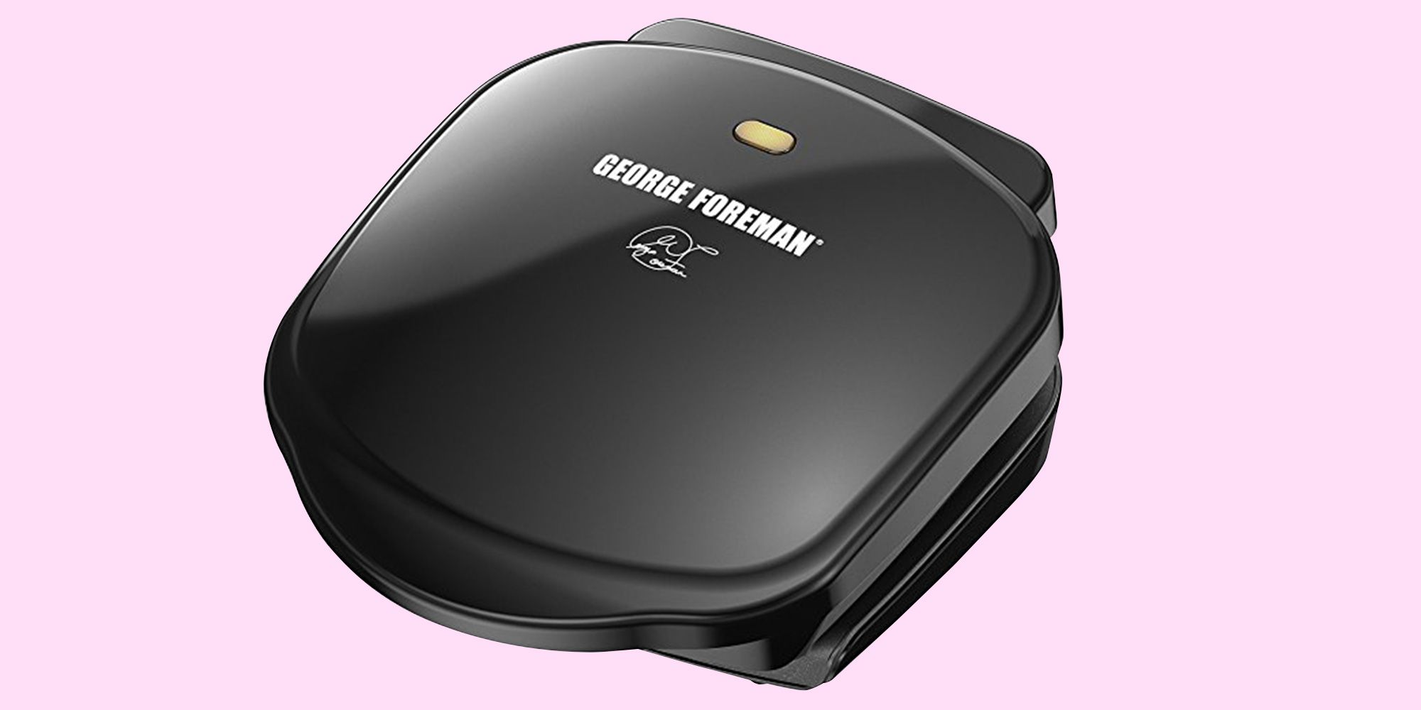 The George Foreman Grill Helped Me Lose 100 Pounds