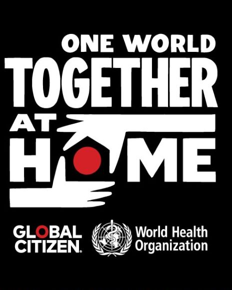 how to watch the global citizen one world together at home event