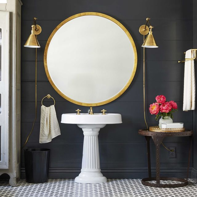 excellent good bathroom paint colors | 20 Best Bathroom Paint Colors - Popular Ideas for Bathroom ...