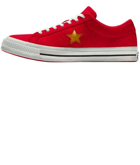 Footwear, Shoe, Sneakers, White, Red, Skate shoe, Plimsoll shoe, Carmine, Athletic shoe, Walking shoe,