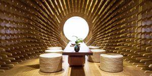 ONE Teahouse, de MINAX Architects. Foto: Zhigang Lu