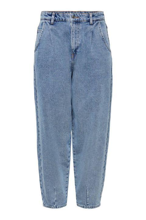 onlverna bomb balloon high waist jeans