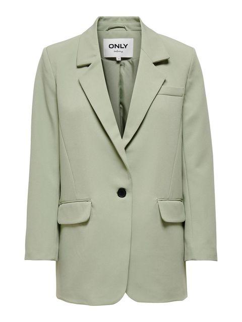 only blazer groen