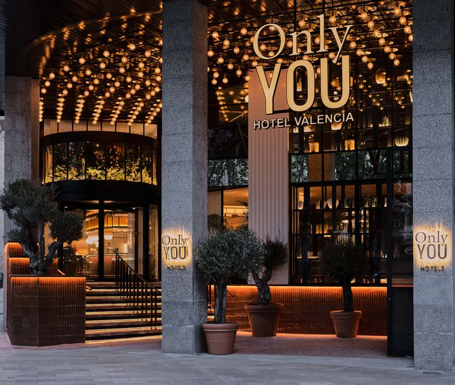 only you hotel valencia