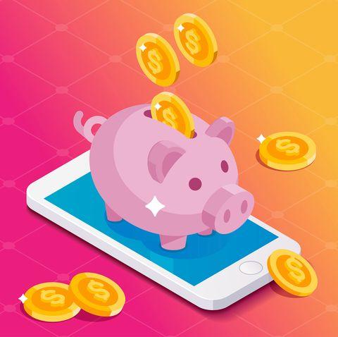 saving money saving application