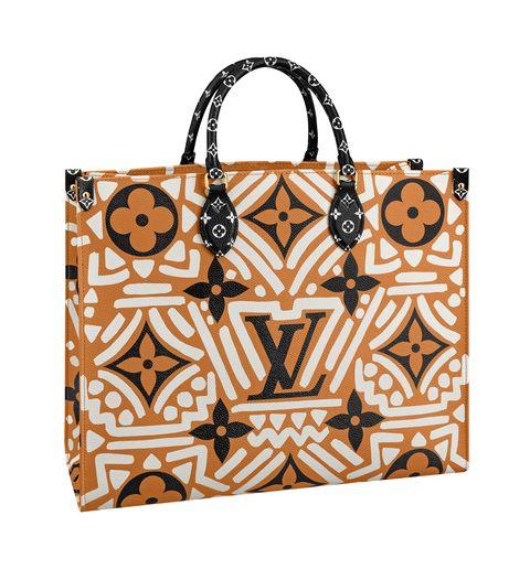 「ルイ・ヴィトン」の新作バッグはグラフィカルな「lv クラフティ」