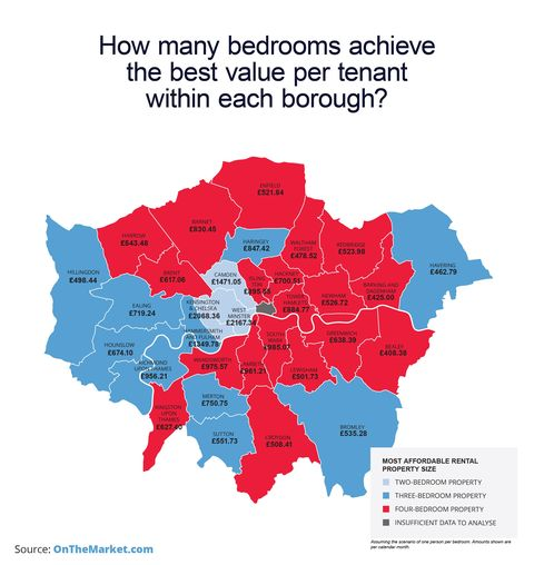 Bexley Is The Most Affordable Place To Rent In London