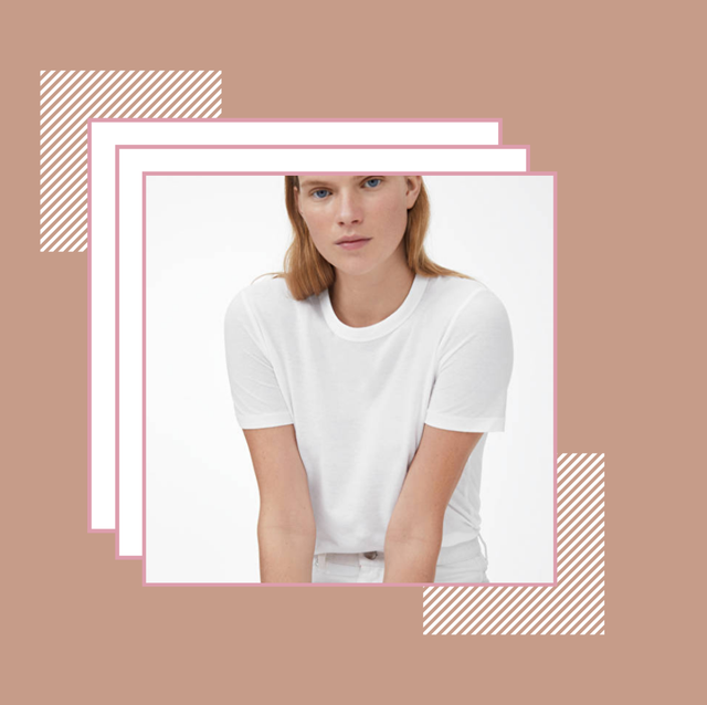 witte duurzame t shirts