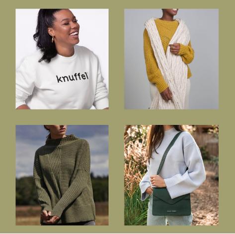 duurzame herfst en winter items