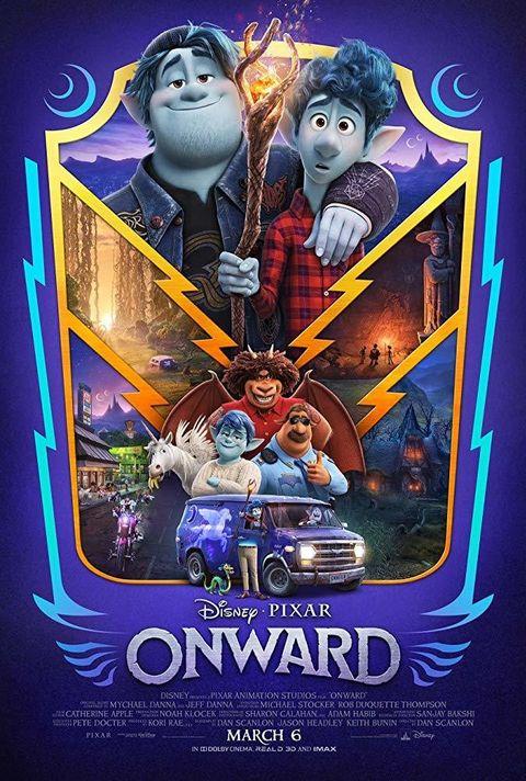 poster de onward